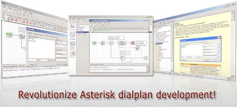 Apstel Visual Dialplan for Asterisk - VoIP-Info