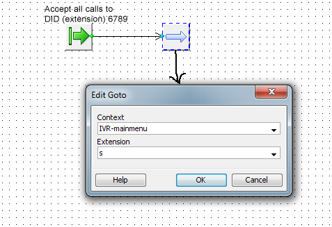 Creating Asterisk PBX IVR